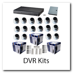 Complete DVR Kits