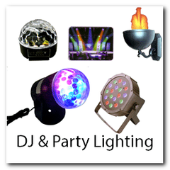 DJ party Lighting