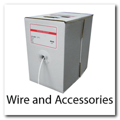 Wire and Accessories