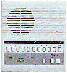 10-Call Master Intercom Station, Open Voice, Aiphone, LEF-10-Intercom Systems-Various-Jayso Electronics