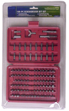 100 Piece Security Bit Set JSB-VTBT11-Tools-Various-Jayso Electronics