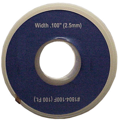 100' Roll Solder Wick JSW-100F-Tools-Jayso-Jayso Electronics