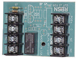12 VDC, High Sensitivity Relay Module, RBSN-Timers & Relays-Various-Jayso Electronics