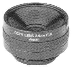 12mm Lens - Fixed Aperature (No Iris) JCL-012NI-Security Cameras & Recorders-Jayso Electronics-Default-Jayso Electronics