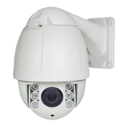 "1.4MP Analog PTZ 4"" Speed Dome w/ 10X Optical Zoom EC-PTZ4-A710X-Security Cameras & Recorders-EC-Jayso Electronics"
