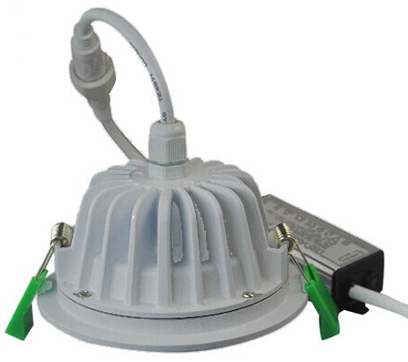 15w Cob Led Recessed Outdoor Downlight Ec Led 15w Odl