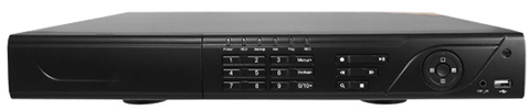 16 Channel Security Hybrid TVI/Analog DVR with 1 TB Hard Drive JDVR-W16D1-Security Cameras & Recorders-Jayso Electronics-Jayso Electronics