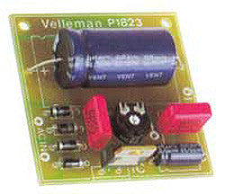 1A Power Supply Kit, 1.5-35V, K1823-Hobby Kits-Velleman-Default-Jayso Electronics