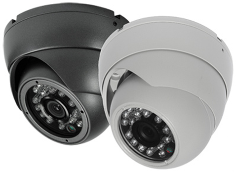 2 Megapixel HD AHD/TVI/Analog Hybrid Ball Camera w/ 2.8-12mm Vari-focal Lens EC-HY-WB1-1080-VF-Security Cameras & Recorders-Jayso Electronics-Jayso Electronics