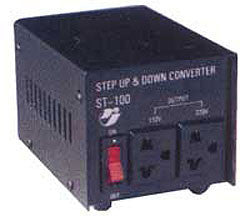 200 Watt Step-Down A.C., A.C. Transformer JST-200W-Batteries, Power Supplies, & Transformers-Various-Jayso Electronics