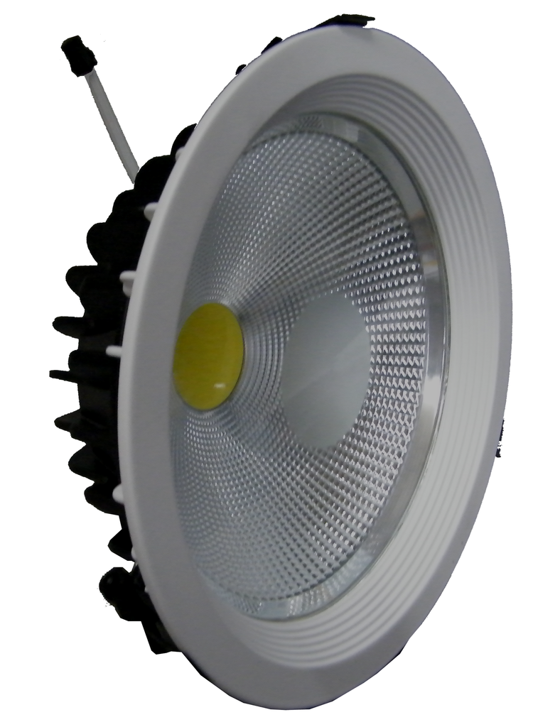 20W COB LED Dimmable Downlight EC-DLCOB-20W-LED Lighting-EC-Jayso Electronics