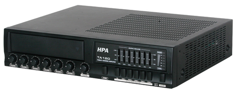240 Watt PA Amplifier with 25, 70, & 100 Volt Output TA240-Amplifiers & PA Systems-Various-Jayso Electronics