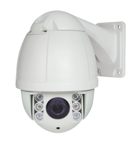 "2.4MP AHD PTZ 4"" Speed Dome w/ 18X Optical Zoom EC-PTZ4-AHD2MP10X-Security Cameras & Recorders-EC-Jayso Electronics"