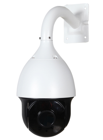 "2.4MP TVI HD PTZ 7"" Speed Dome w/ 18X Optical Zoom EC-PTZ7-TVI2MP18X-Security Cameras & Recorders-EC-Jayso Electronics"