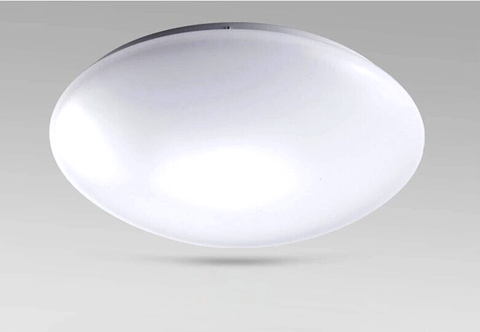 24W LED Surface Mount Ceiling Light Fixture, Mushroom Style EC-SDL24RD-6000-LED Lighting-EC-Jayso Electronics