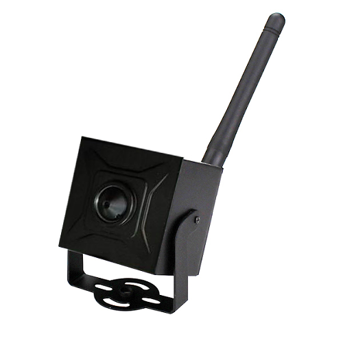 2MP WiFi Mini Pinhole Camera EC-WIFI-MINI-P-Security Cameras & Recorders-Jayso Electronics-Jayso Electronics
