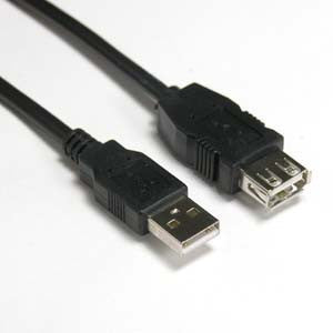 3 Ft. USB 2.0 A-A Extension Cable USBEAA3-Computers & Accessories-Jayso-Default-Jayso Electronics