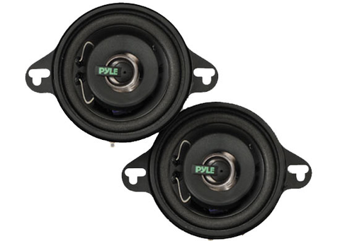 3.5'' 100 Watt Two-Way Speakers (Pair) PLX32-Automotive Accessories-Various-Jayso Electronics