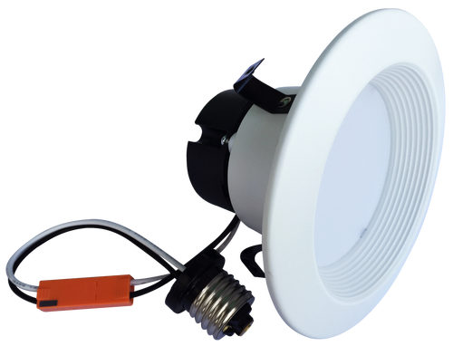 "4"" LED Recess Mount Retrofit Downlight (Pack of 2) JLED-R4DL-8W-LED Lighting-Various-Jayso Electronics"