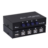 4-Port USB Switcher JEUSB-4PSW-Home Theater & Audio-Various-Jayso Electronics