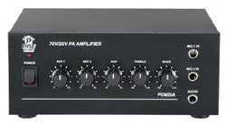 40 Watt Power Amplifier w/ 25 & 70 Volt Output PCM20A-Amplifiers & PA Systems-Various-Jayso Electronics
