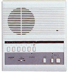 5-Call Master Intercom Station, Open Voice, Aiphone, LEF-5-Intercom Systems-Various-Jayso Electronics