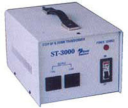 5,000 Watt Step-Down A.C., A.C. Transformer JST-5000W-Batteries, Power Supplies, & Transformers-Various-Jayso Electronics