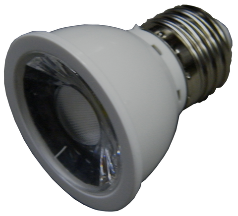 5W COB LED Screw Base (E27) Spotlight EC-STLED-E27-5W-LED Lighting-Elyssa Corp.-Jayso Electronics