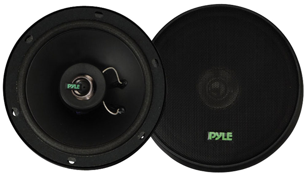 6'' 160 Watt Two-Way Speakers (Pair) PLX62-Automotive Accessories-Various-Jayso Electronics