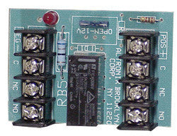 6/12 Volt DC Relay Module RB5-Timers & Relays-Various-Jayso Electronics