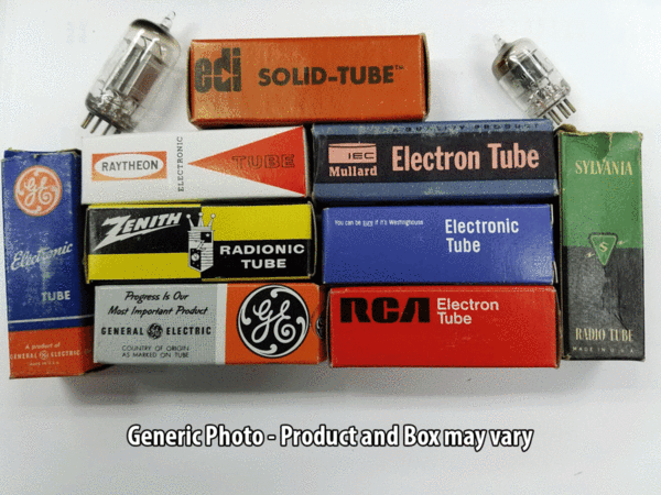 6BL8/ECF80-Vacuum Tube / Receiving Tube-Various-Jayso Electronics