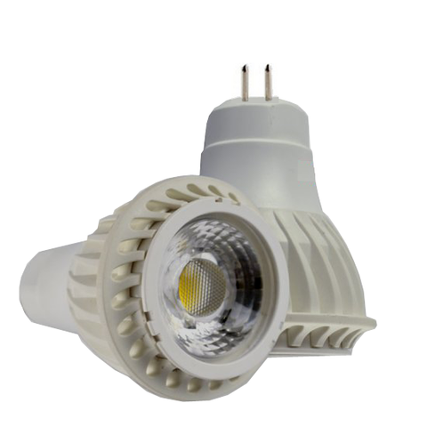 7 Watt COB LED Spotlight with GU5.3 Base EC-GU5.3LED-7W-WW-LED Lighting-EC-Jayso Electronics