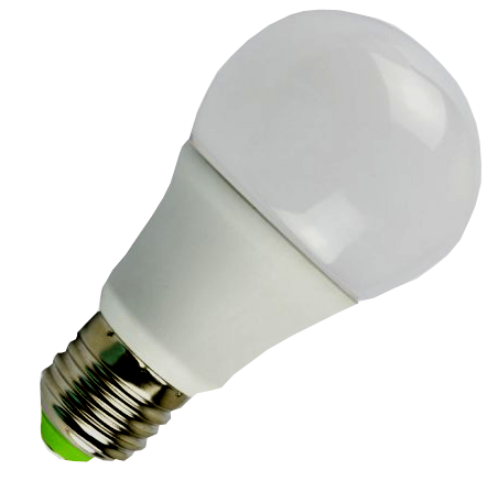 7W LED Screw Base (E27) Bulb Light EC-BLED-7W-CW-LED Lighting-Elyssa Corp.-Jayso Electronics
