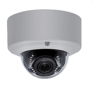 8 Megapixel HDIndoor/Outdoor IP Dome Camera w/ Motorized Zoom Lens Setup TI-NC408-VDZ-Security Cameras & Recorders-Various-Jayso Electronics