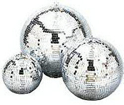 "8"" Mirror Ball MB8-DJ & Party Equipment-VEI-Default-Jayso Electronics"