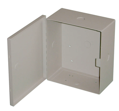 "8"" x 7"" Equipment Mounting Cabinet JEGS-900MB-Security Accessories-Various-Jayso Electronics"