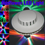 8W LED Sunflower RGB Party Light JLED-SUNF-8W-DJ & Party Equipment-Jayso Electronics-Jayso Electronics