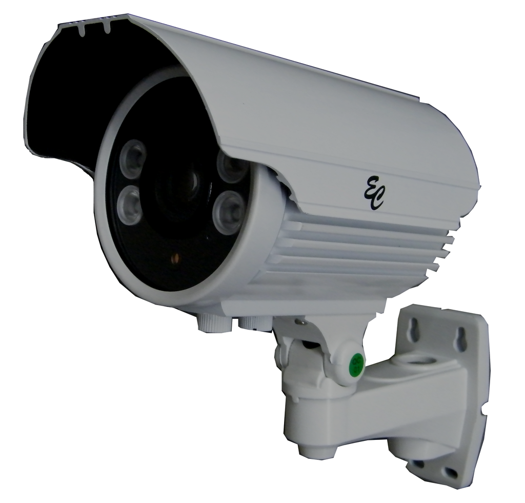 Ahd Analog Varifocal Ir Bullet Camera Long Range 1200 Tvl