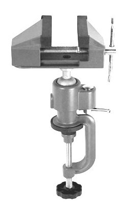 Aluminum Clamp-On Bench Vise JMV-8436MVC