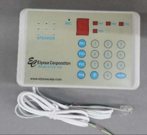 Automatic Phone Dialer W/ Programmable Voice Message ECTD-100-Alarm Systems-EC-Jayso Electronics