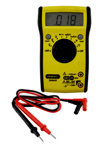 Autoranging Digital Backlit Multi-Meter JDM-M45A-Tools-Various-Jayso Electronics