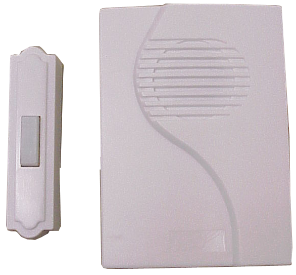 Battery Door Chime Kit WC100-Access Controls-Various-Jayso Electronics