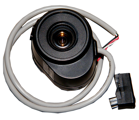 Canon CCTV Lens, 6mm, Video Auto Iris, CS Mount T01 H845 001-Security Cameras & Recorders-Various-Jayso Electronics