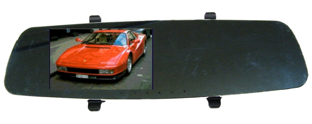 Car Rear View Mirror Camera/DVR System CMDVR-Security Cameras & Recorders-Various-Jayso Electronics