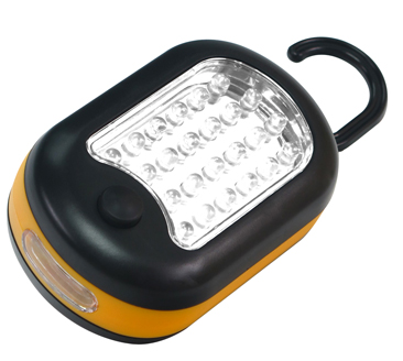 Compact Combination Flashlight/Worklight with 27 Super Bright White LEDs JFL-80410-Tools-Various-Jayso Electronics