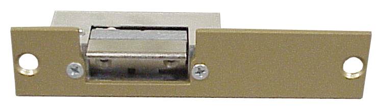 "Custom Electric Door Strike - 1 1/4"" x 5 7/8"" Model# 220-Access Controls-Lee Electr.-Jayso Electronics"
