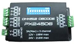 Decoder Module DMX512D EC-DMX512-LED Lighting-EC-Jayso Electronics