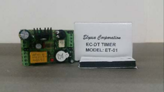 Deluxe Door Lock Timer ET-01-Timers & Relays-EC-Single-Jayso Electronics