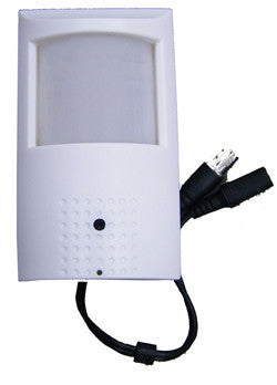Discreet PIR Camera in Simulated Motion Detector PIRCAM1-1000-Security Cameras & Recorders-Jayso-Jayso Electronics