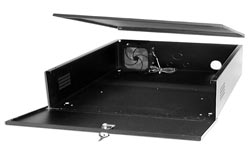 DVR/VCR Lock Box JLB-DVR185-Security Cameras & Recorders-Various-Jayso Electronics